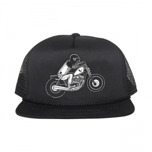 Rusty Butcher Cap - Mesh Wheelie