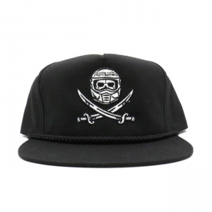 Rusty Butcher Cap - Snapback Surrender
