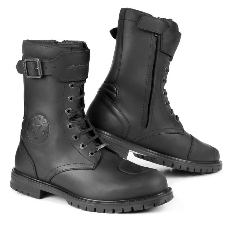 Stylmartin Boots - Rocket Black
