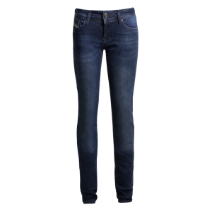John Doe Ladies Jeans - Betty High Dark Blue Used