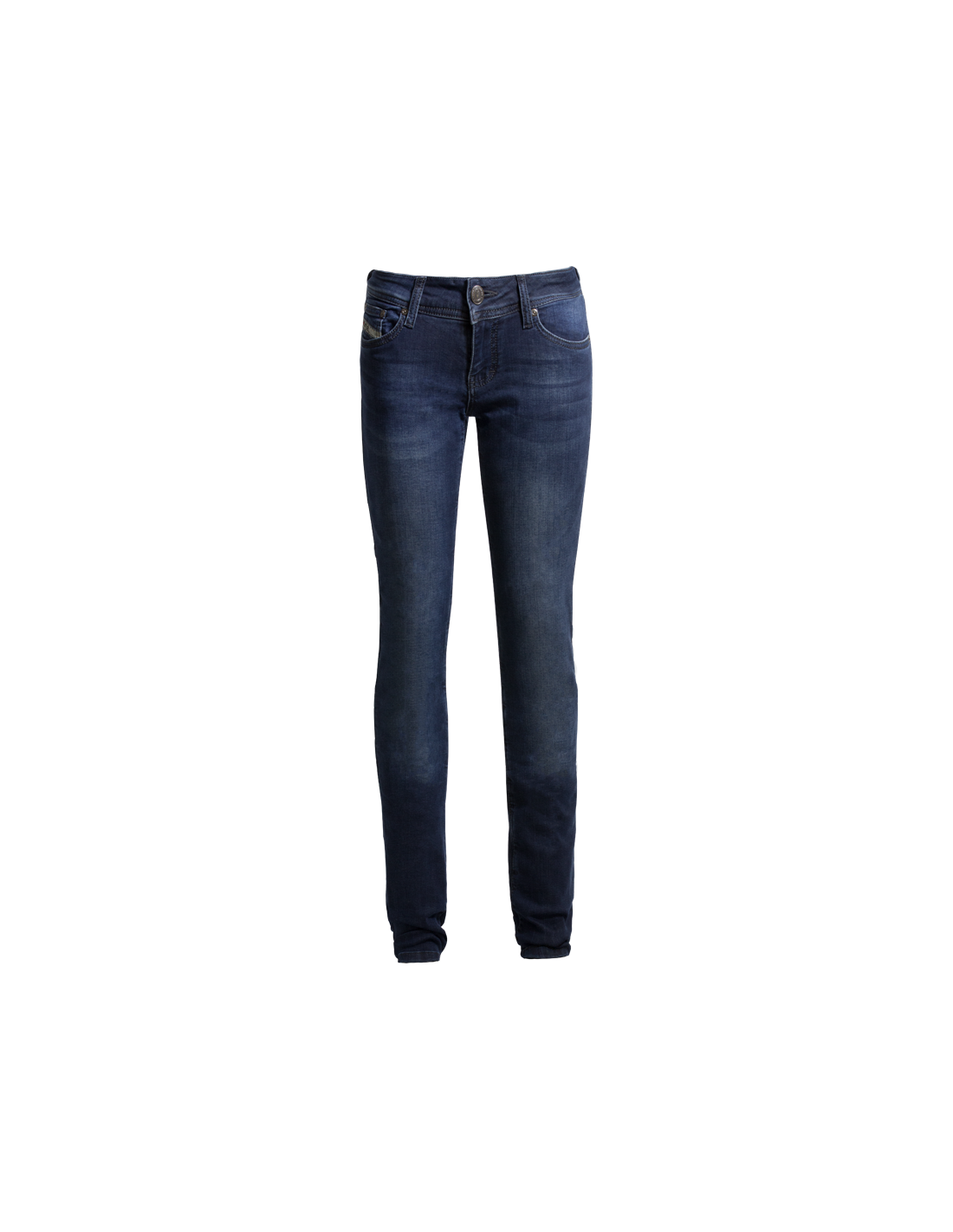 john doe ladies jeans betty high dark blue used. Black Bedroom Furniture Sets. Home Design Ideas