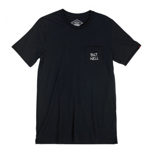 Biltwell T-Shirt - Old Rose Pocket