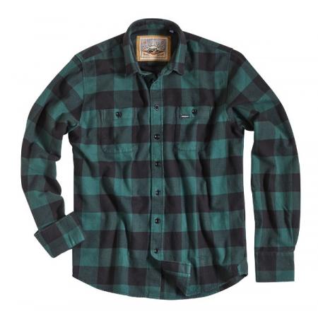 Rokker Shirt - Denver Green