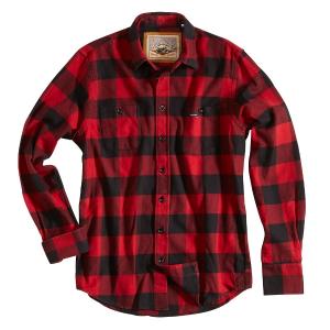Rokker Hemd - Denver Rot