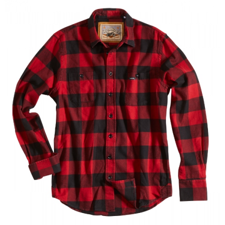 Rokker Shirt - Denver Red