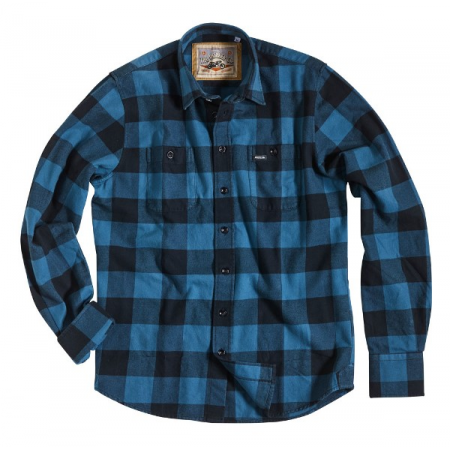 Rokker Shirt - Denver Blue