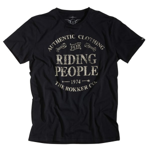 Rokker T-Shirt - Riding People