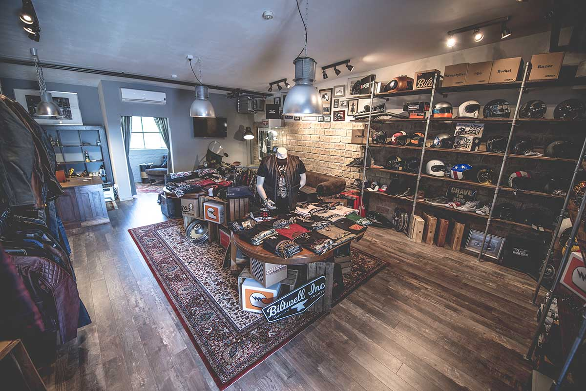 Bob Ber The Biker Fashion Store